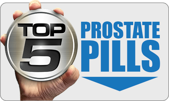 top five prostate pills