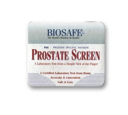 Screen Your Prostate From the Safety and Privacy of Your Own Home