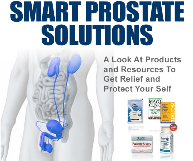 Click for Smart Prostate Solutions