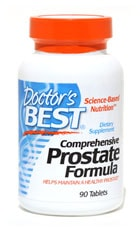 Comprehensive Prostate Formula Prostate Support
