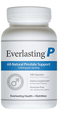 Everlasting P Prostate Support