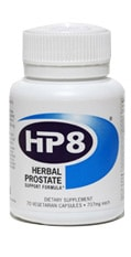 HP8 Prostate Support Formula Prostate Support
