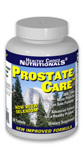 Prostate Care Prostate Support